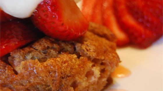 Photo of Strawberry Shortcake Updated   by the Guiltless Gourmet