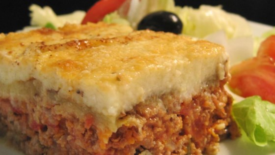 Photo of Moussaka by PEGGY AYSCUE