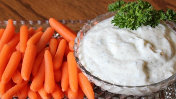 Photo of Reduced Fat Yogurt Ranch Salad Dressing by flatcurve