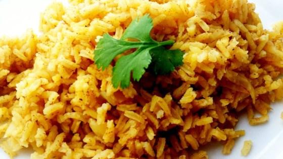 Indian Rice Pilaf