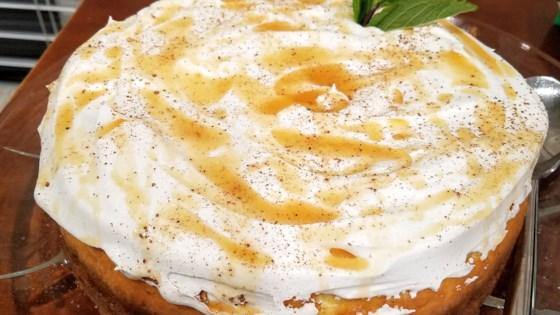eggnog cheesecake ii review by rachel kelly