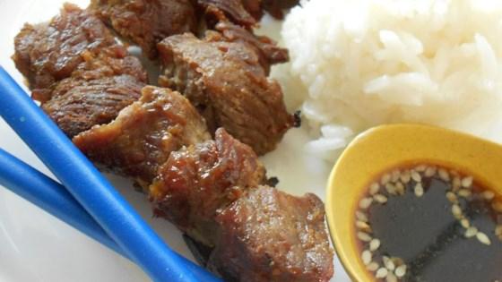 Photo of Beef Kushiyaki by Julie Moon