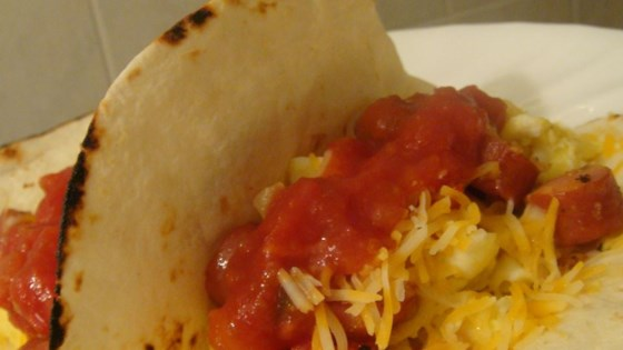 Photo of Easy Money Breakfast Burritos by LYNDERAE