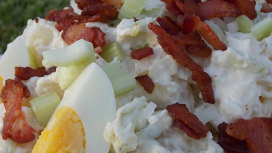 Bacon Potato Salad - Family Legacy