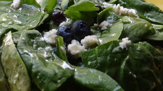 Photo of Blueberry Spinach Salad by Kathi Crawford