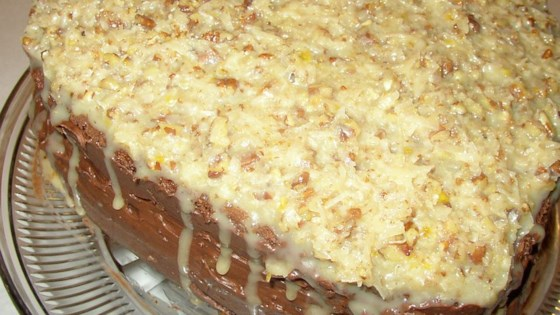 Photo of Coconut Pecan Frosting I by Marsha