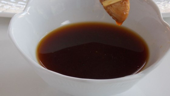 Photo of Orange-Soy Sauce Reduction by Chef HamDog