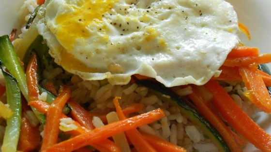 Photo of Vegetarian Bibimbap by Lisa