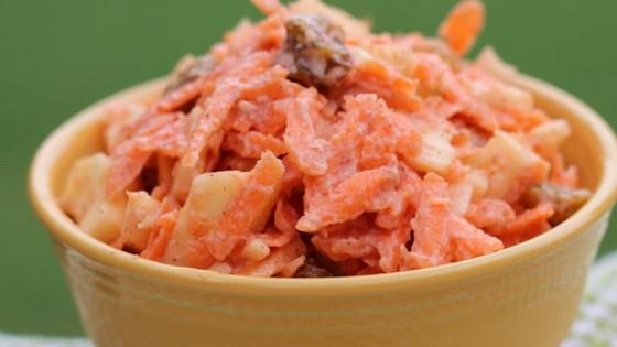 Photo of Carrot-Raisin Salad (Bunny Salad) by Vanessa