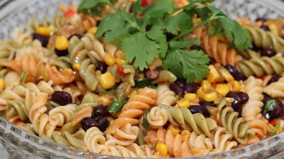 Photo of Mexicali Pasta Salad by FoodLady