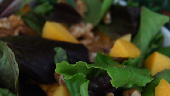 Photo of Chicken Salad with Peaches and Walnuts by Barrett