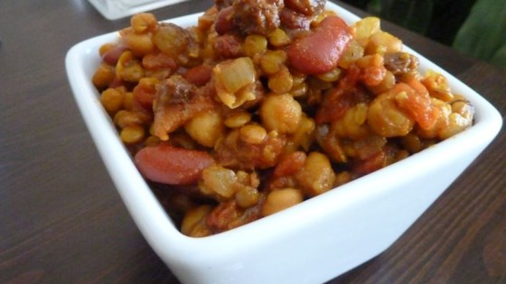 vegetarian bean curry review by kima