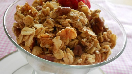 Photo of Honey Nut Granola by KARENEMB