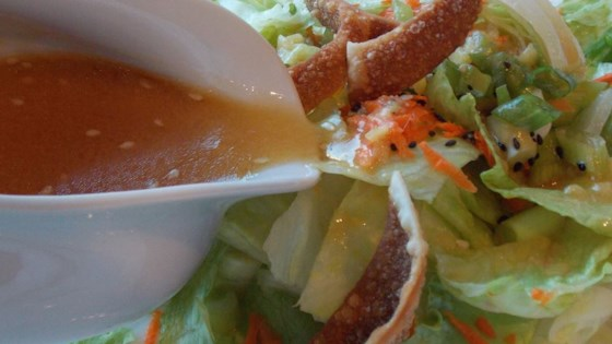 Photo of Miso Sesame Dressing by eayers