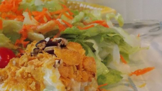Photo of Hot Turkey Salad by princessde