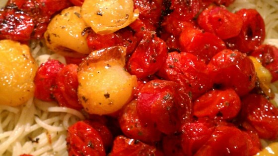 Roasted Tomatoes with Garlic Recipe