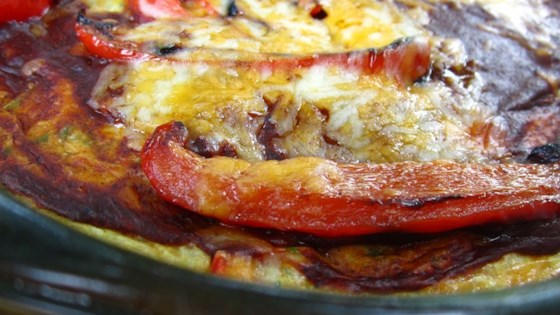 Photo of Mexican Egg Bake by MOMMYMACHINE