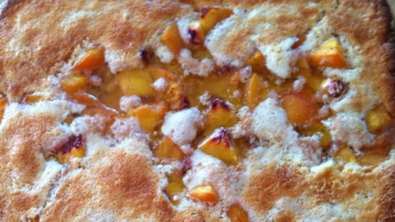 Peach Cobbler IV Recipe