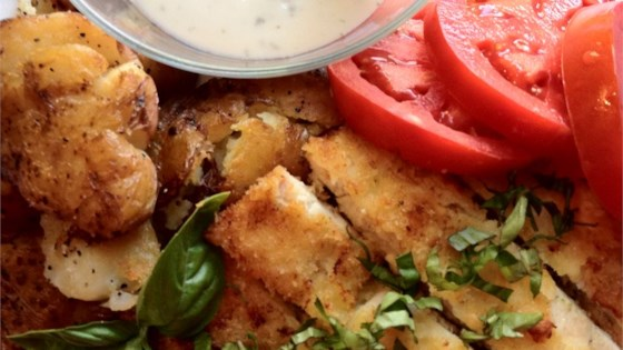 Photo of Crispy Garlic-Parmesan Chicken by Progresso