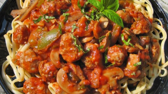 Photo of Melissa's Chicken Cacciatore by Melissa Hamilton