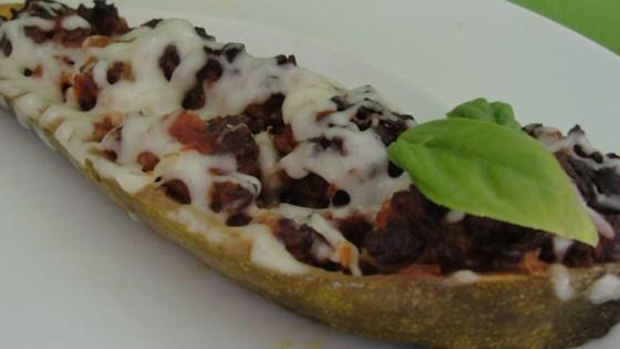 Photo of Slow Cooker Stuffed Zucchini by mpenn