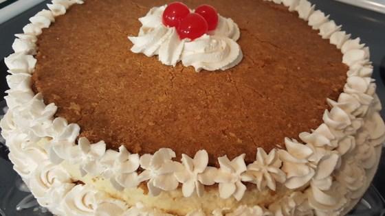 amaretto cheesecake ii review by cchrane