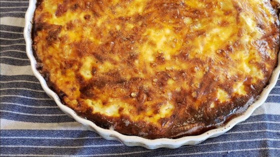 apple cheddar and bacon quiche review by elizabeth brooks