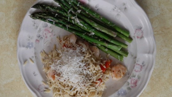 shrimp orzo pesto review by janet7th