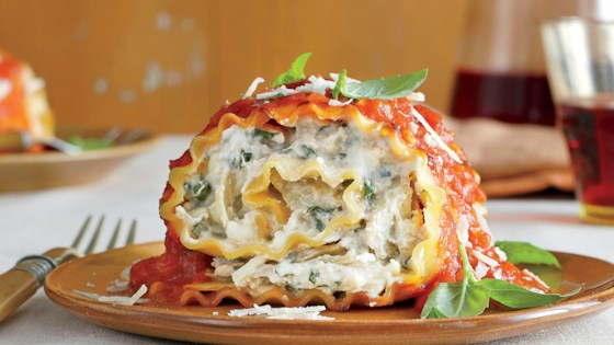 lasagna roll ups ii review by michelle decaire