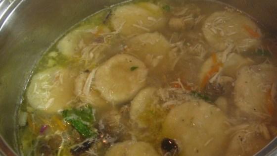 Photo of Flat Dumplings by Kathy