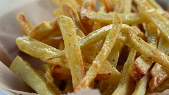 air fryer french fries review by bren