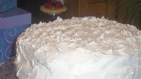 Photo of White Frosting by Sierra