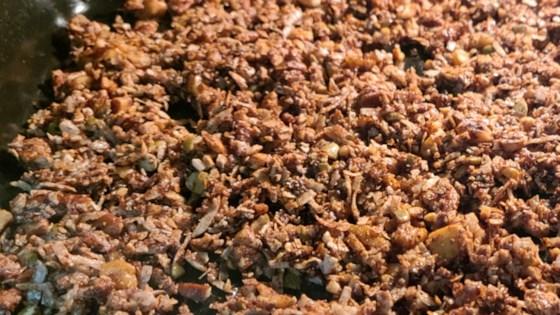 keto cinnamon granola review by laura lovasz bell