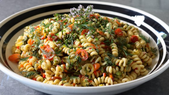 the perfect picnic pasta salad review by mike mcnally