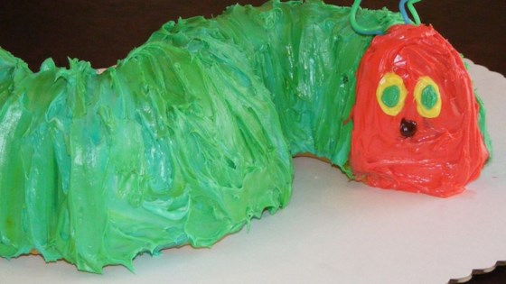 Photo of Caterpillar Cake by Heather Walker