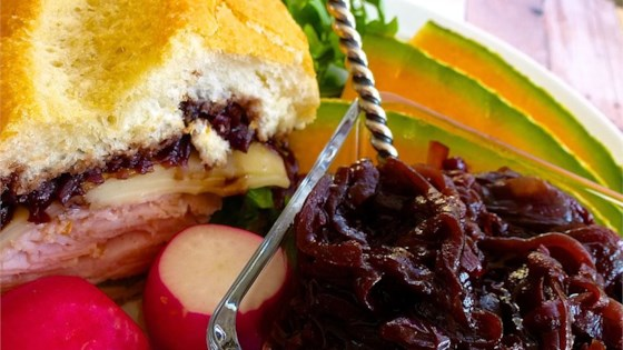 Red Onion Marmalade Recipe