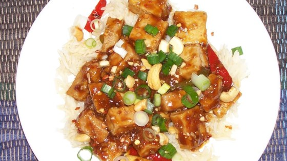Photo of Tofu with Pork and Cashews by motherof5