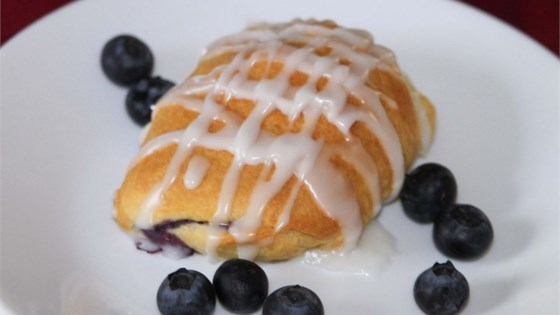 Photo of Blueberry Turnovers by Charita Braker