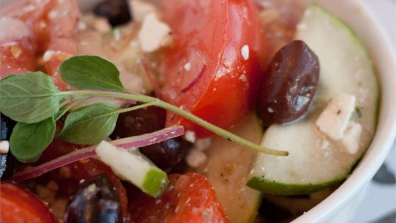 Photo of Greek Tomato Salad by Laurie Gee