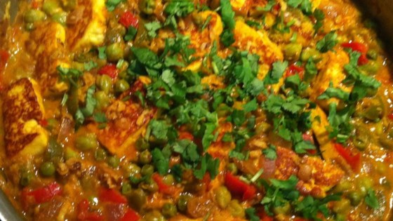 Photo of Indian Matar Paneer (Cottage Cheese and Peas) by SHYAM17