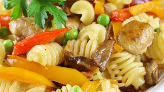 Photo of Pasta and Vegetable Saute by ANGCHICK