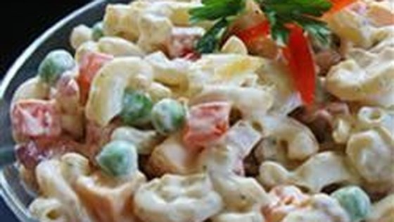 Photo of Bacon Ranch Macaroni Salad by ReneeW.