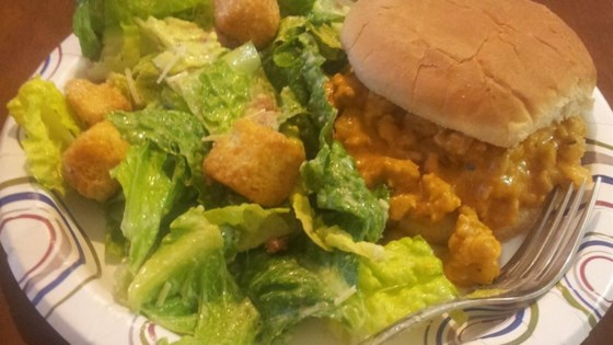 Photo of Buffalo Chicken Sloppy Joes by Jason Ponticelli
