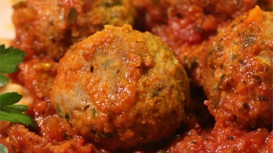 Photo of Spanish Style Albondigas in a Sunny Mediterranean Sauce by Hasta Luego