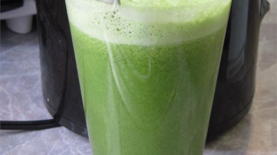 Photo of Healthy Green Juice by PageLeeNC