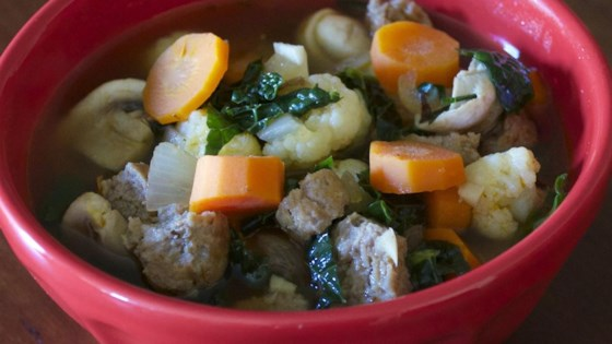 Photo of Sausage and Kale Soup by CelticJen