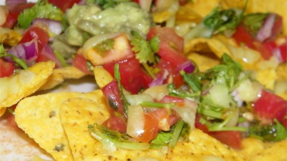 Photo of Classic Pub Style Nachos by sweets