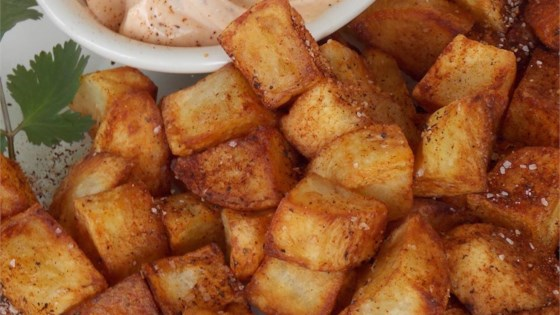 Photo of Chef John's Patatas Bravas by Chef John