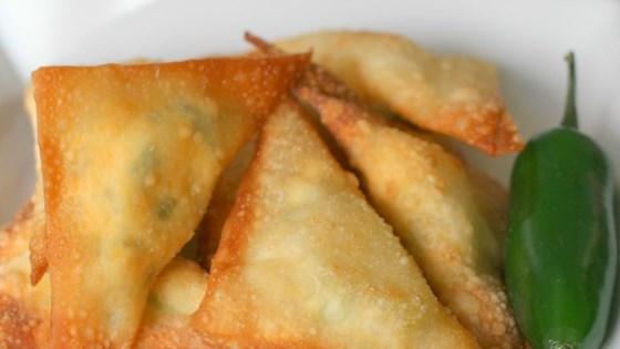 Photo of Jalapeno Cheese Puffs by Rebecca Swift