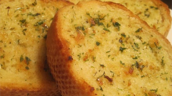 Photo of Garlic Bread Spread by mika4269
